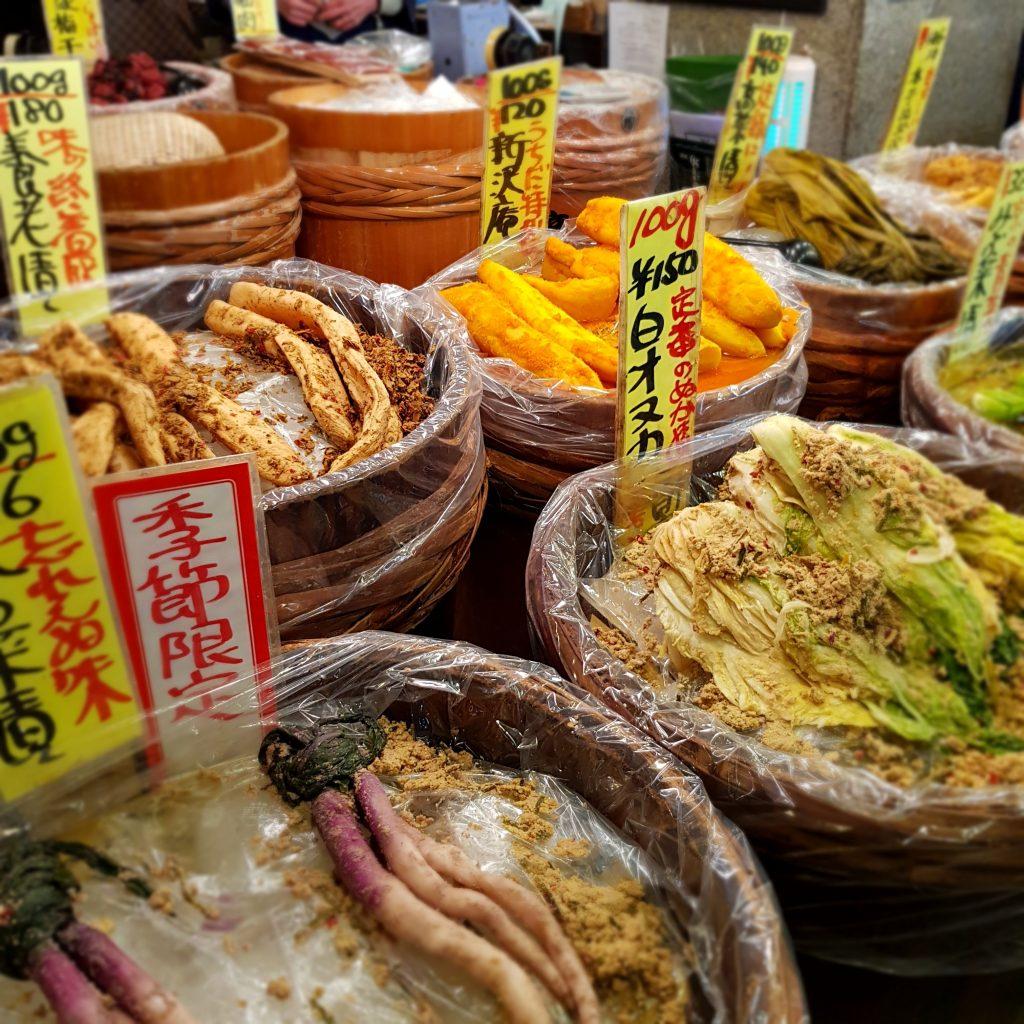Market Food Cultures