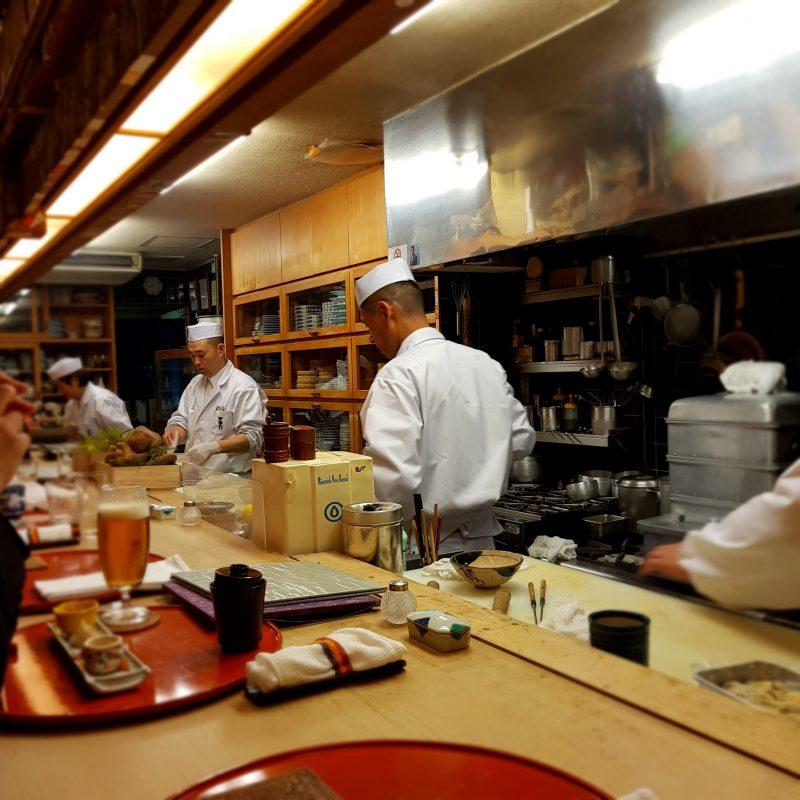 Yamashita Restaurant Kyoto