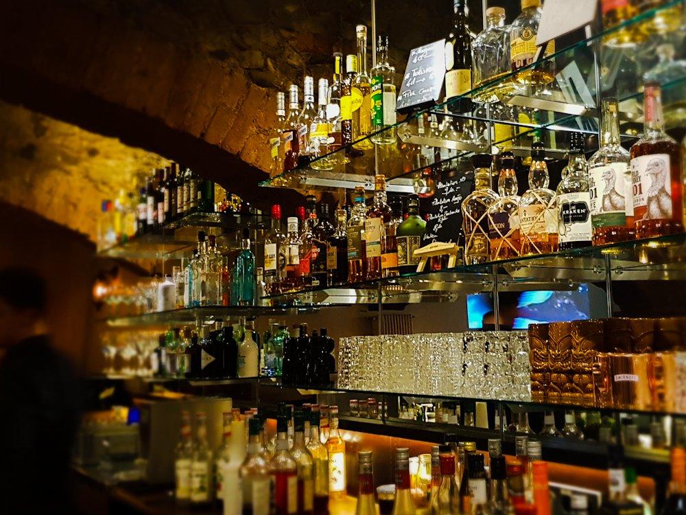 Blauer Engel Bar